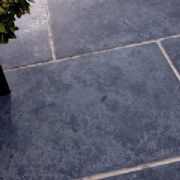 Antique Black Indian Limestone Paving